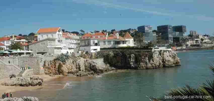Portugal Car Hire in Cascais